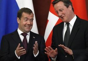 Медведев: Кэмерон был бы очень хорошим агентом КГБ
