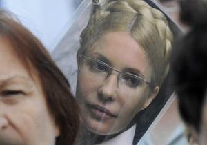Источник: СБУ отказалась закрыть дело против Тимошенко по ЕЭСУ
