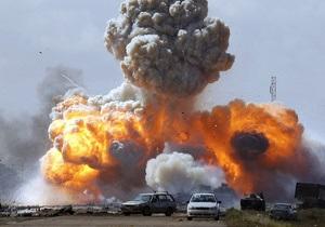 США нанесли авиаудар по обломкам разбившегося в Ливии истребителя F-15