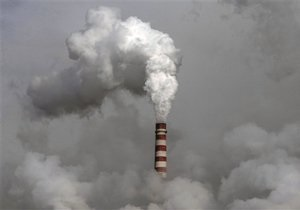Ъ: Украина намерена продать Всемирному банку квоты на выбросы парниковых газов