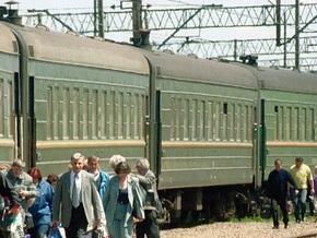 В Беларуси пассажирский поезд столкнулся с трактором: один человек погиб