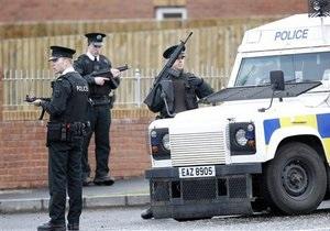 Британская полиция задержала шестерых предполагаемых террористов
