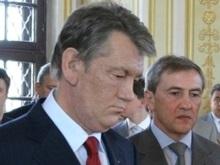 Черновецкий не смог поговорить с Ющенко о проблемах Киева из-за громкой музыки
