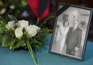 Мать Леха Качиньского узнала о гибели сына