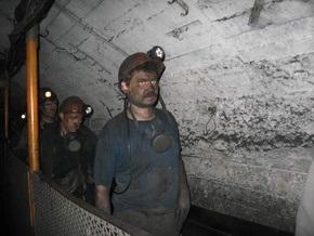 На шахте Проходницкая произошло обрушение: погиб горняк