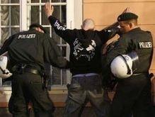 Австрийская полиция арестовала 100 немецких фанатов