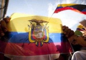 В Эквадоре ввели чрезвычайное положение