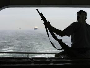Сомалийские пираты освободили немецкий танкер