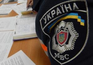 В Тернопольской области в рабочем кабинете застрелился лейтенант милиции