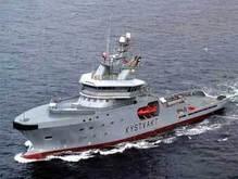 Норвегия задержала российское судно