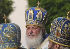 Эксперт: Патриарх Кирилл хочет доказать, что он лидер в Украине