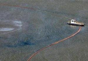 Из-за приближения нефтяного пятна губернатор Алабамы объявил в штате режим ЧП