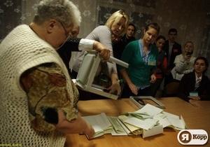 ЦИК сменил трех членов окружкома №216 в Киеве