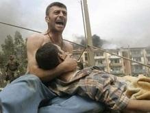 Грузия заявляет о 215 погибших в результате военных действий