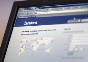 Число украинских пользователей Facebook превысило 1,5 миллиона