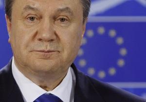 БЮТ: Главным тормозом на пути Украины в ЕС является Янукович