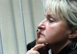 Жена Луценко: В тюрьме моего мужа могут убить