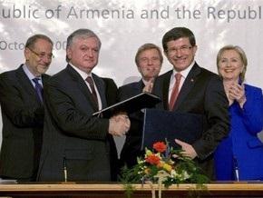 Анкара назвала  армянский прорыв  историческим событием