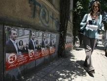 В Грузии в день выборов убит сторонник оппозиции