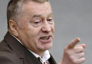 ЛДПР выдвинула Жириновского в кандидаты на пост президента РФ