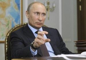 Ъ: Путин может стать свидетелем по делу Тимошенко
