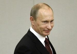 Путин прибыл в Киев