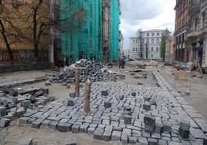 Попов: Реконструированный Андреевский спуск откроется 2-3 июня