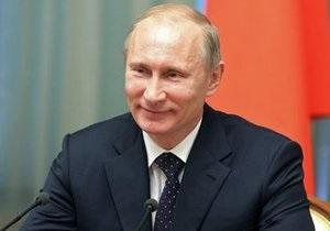 В Санкт-Петербурге ювелиры покажут золотой бюст Путина весом 16 килограммов