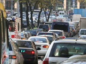 Власти Киева ограничили движение по Краснозвездному проспекту
