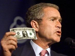 Дефицит госбюджета США установил новый рекорд