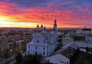 В Ивано-Франковске празднуют 350-летие города