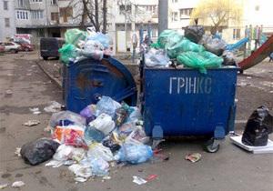 Киевсовет упростил систему вывоза отходов в столице