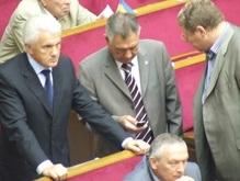 БЮТ общается с Нашей Украиной через Литвина