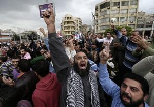 Протесты против Мурси: обстановка в Каире накаляется