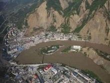 Китайские военные остановили потоп в провинции Сычуань