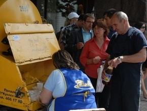 В Киеве урегулировали торговлю квасом