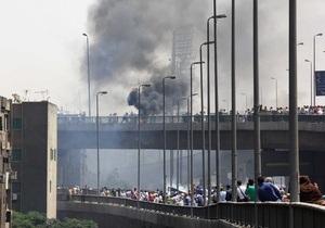 Египет - На маршах гнева в Египте появились первые жертвы