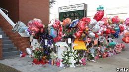 На похороны Уитни Хьюстон съезжаются знаменитости
