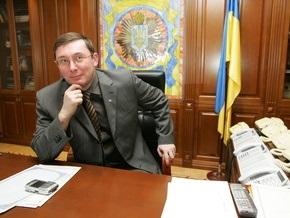 Луценко просит ввести налог на прицепы