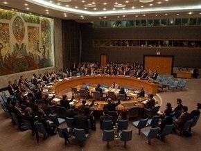 СБ ООН осудил пуски ракет КНДР