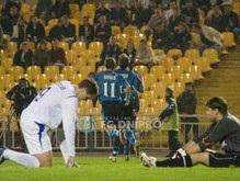 Высшая лига: Днепр с минимальным счетом победил Черноморец