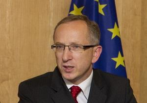 ЕС сменил своего посла в Украине. Тейшейру отправил в Африку