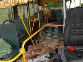Водитель разбившегося возле Львова автобуса перевозил людей незаконно