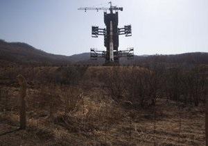 Власти КНДР допустили журналистов на ракетный полигон