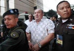 Казахстан настаивает на невиновности своих пилотов Ил-76, задержанного в Бангкоке с оружием