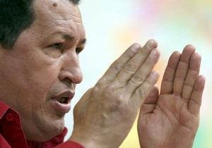 Уго Чавес завел блог на Twitter