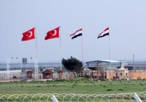 Турецкие войска вошли на территорию Сирии - иранские СМИ