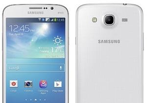 Samsung выпустил 6,3-дюймовый смартфон