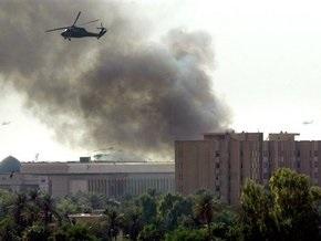 Теракт возле посольства Германии в Багдаде: есть жертвы