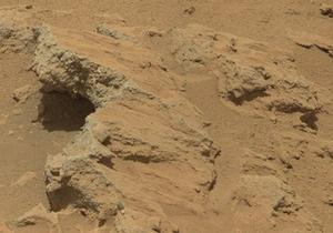 Кьюриосити нашел следы древнего марсианского ручья